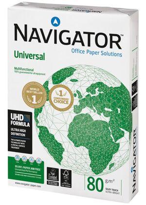 NAVIGATOR PAPEL A4 UNIVERSAL 80GRS. 500 HOJAS