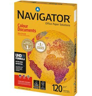 NAVIGATOR PAPEL A4 COLOUR DOCUMENTS 120GRS. 250 HOJAS