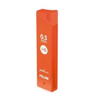 MILAN RECAMBIO MINAS 0,5MM. HB 120 UNDS.