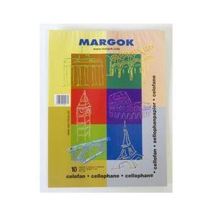 MARGOK BLOC CARTULINA 10 HOJAS