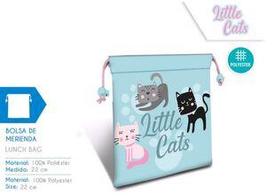 KIDS PORTAMERIENDAS LITTLE CATS