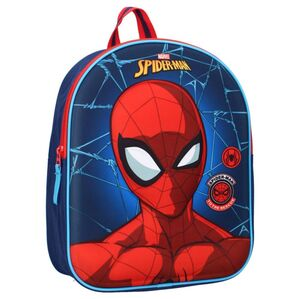 MOCHILA GUARDERIA SPIDERMAN STRONG TOGETHER 3D