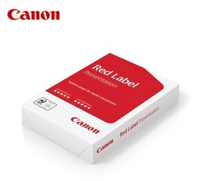 CANON PAPEL A4 80GRS. RED LABEL PRESENTATION 500 HOJAS