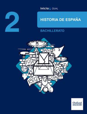 HISTORIA DE ESPAÑA 2º BACHILLERATO. OXFORD ´16