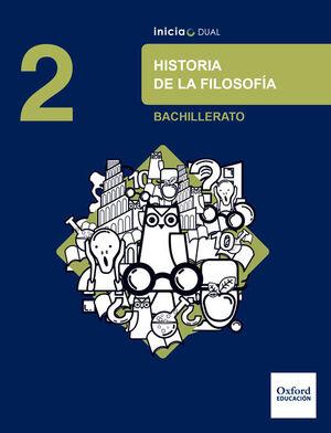 HISTORIA DE LA FILOSOFÍA 2º BACHILLERATO. OXFORD ´16