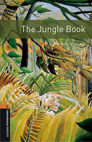 OXFORD BOOKWORMS 2. THE JUNGLE BOOK MP3 PACK