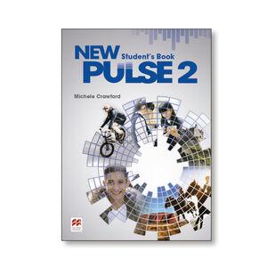 NEW PULSE 2º ESO. STUDENT´S BOOK. MACMILLAN ´19