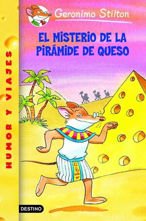 EL MISTERIO DE LA PIRÁMIDE DE QUESO