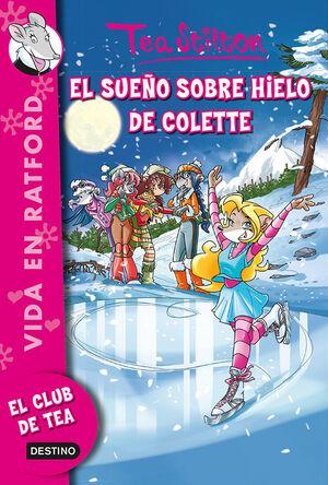 EL SUEÑO SOBRE HIELO DE COLETTE