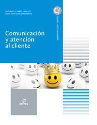 COMUNICACIÓN Y ATENCIÓN AL CLIENTE. CFGS. EDITEX ´20