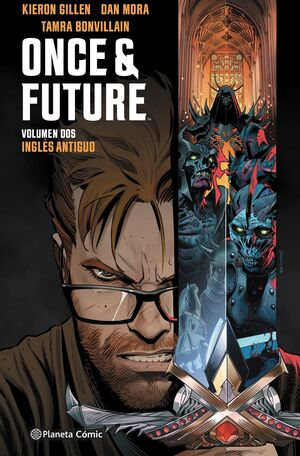 ONCE AND FUTURE Nº 02
