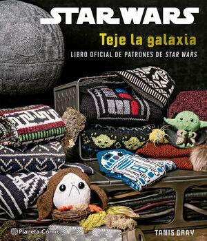 STAR WARS TEJE LA GALAXIA