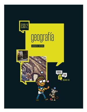 GEOGRAFÍA E HISTORIA 2º ESO. EDELVIVES ´16