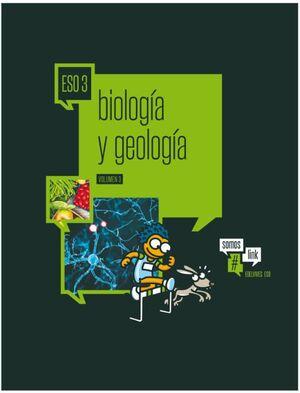 BIOLOGÍA Y GEOLOGÍA 4º ESO. EDELVIVES ´16