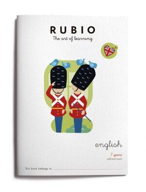 RUBIO ENGLISH 7 YEARS ADVANCED