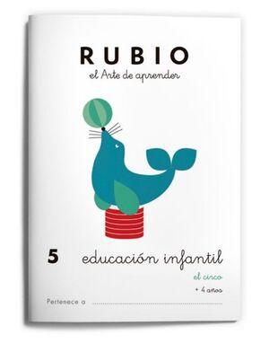RUBIO EDUCACIÓN INFANTIL 5. EL CIRCO