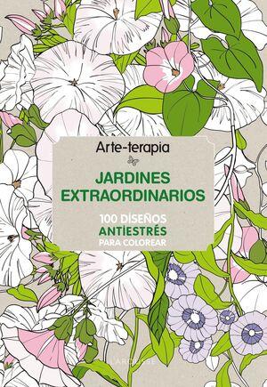 ARTE-TERAPIA JARDINES EXTRAORDINARIOS