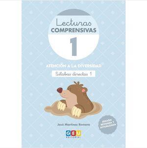 LECTURAS COMPRENSIVAS 1