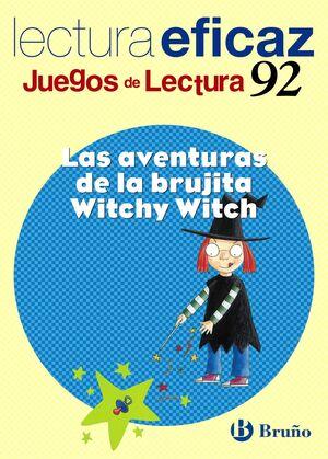 LAS AVENTURAS DE LA BRUJITA WITCHY WITCH JUEGO DE LECTURA