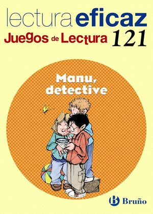 MANU, DETECTIVE JUEGO DE LECTURA