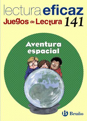 AVENTURA ESPACIAL JUEGO DE LECTURA