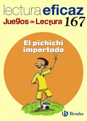 EL PICHICHI IMPORTADO JUEGO DE LECTURA