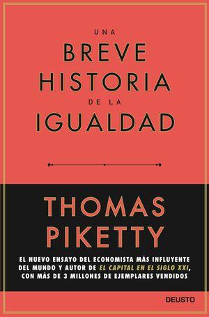 UNA BREVE HISTORIA DE LA IGUALDAD