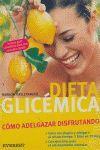 DIETA GLICÉMICA (CON GUÍA ALFABÉTICA)