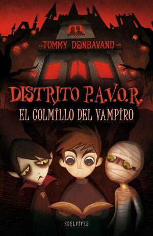 EL COLMILLO DEL VAMPIRO