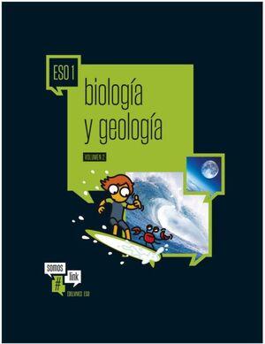 BIOLOGÍA Y GEOLOGÍA 1º ESO. EDELVIVES ´15