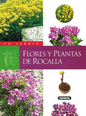 FLORES Y PLANTAS DE ROCALLA