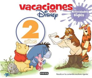 VACACIONES CON DISNEY. 2 AÑOS.