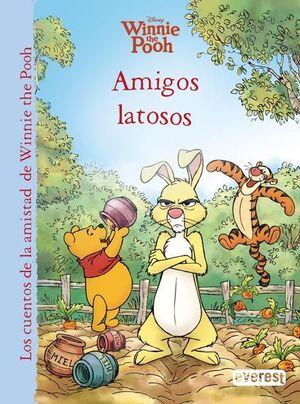 WINNIE THE POOH. AMIGOS LATOSOS