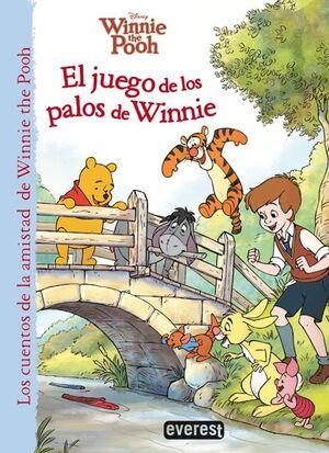 WINNIE THE POOH. EL JUEGO DE LOS PALOS DE WINNIE