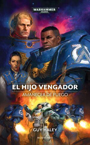 EL HIJO VENGADOR: AMANECER DE FUEGO