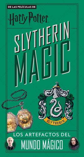 HARRY POTTER SLYTHERIN MAGIC
