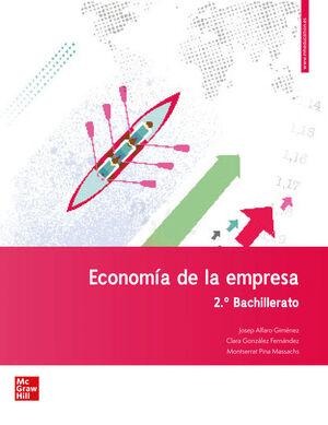 ECONOMIA DE LA EMPRESA 2º BACHILLER. MCGRAWHILL ´20