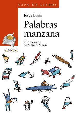 PALABRAS MANZANA