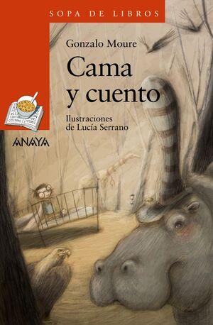 CAMA Y CUENTO