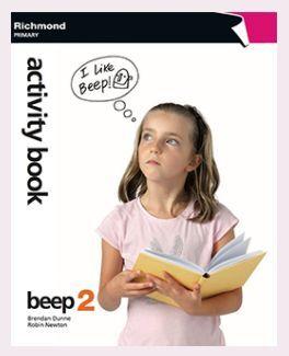 BEEP 2º PRIMARY. ACTIVITY BOOK. RICHMOND ´12
