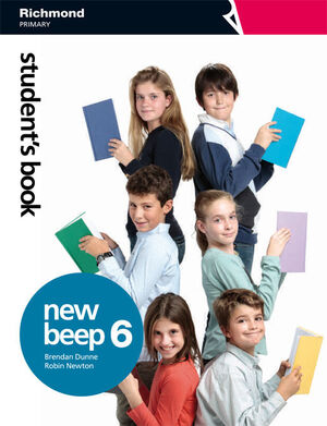 NEW BEEP 6º PRIMARY. STUDENT´S BOOK. RICHMOND ´16
