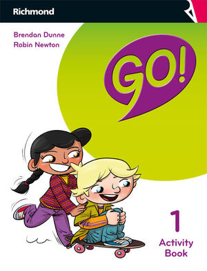 GO! 1º PRIMARY. ACTIVITY BOOK. RICHMOND ´18