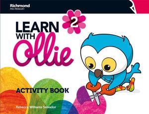 LEARN WITH OLLIE 2. ACTIVITY BOOK. RICHMOND ´16