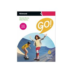 GO! 6º PRIMARY. ACTIVITY BOOK. RICHMOND ´19