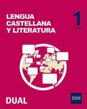 LENGUA CASTELLANA 1º ESO. OXFORD ´15