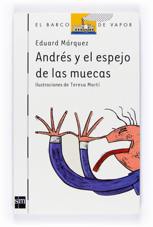 ANDRÉS Y EL ESPEJO DE LAS MUECAS