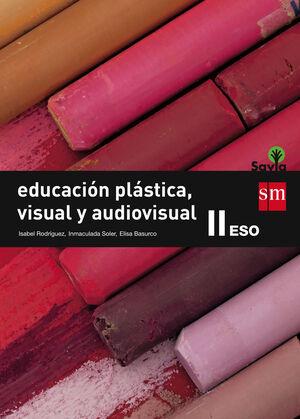 EDUCACIÓN PLÁSTICA Y VISUAL II ESO. SM ´15
