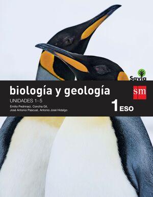 BIOLOGÍA Y GEOLOGÍA 1º ESO. SERIE ARCE. T. SM ´15