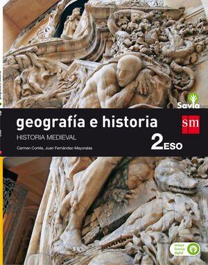 GEOGRAFÍA E HISTORIA 2º ESO. SM ´16
