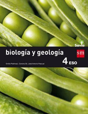 BIOLOGÍA Y GEOLOGÍA 4º ESO. SM ´16
